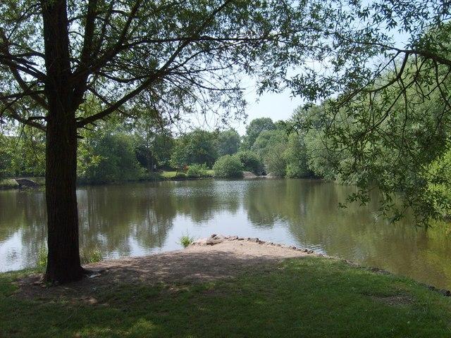 Lower Lake Perton