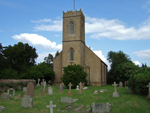 Holy Trinity Church - Ash