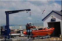 J3114 : Kilkeel lifeboat by Albert Bridge