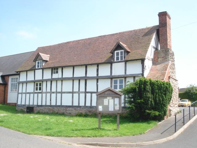 Clifton on Teme Village Hall