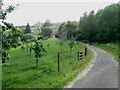 SO6961 : Entrance lane to Hatt House Farm by Trevor Rickard