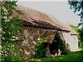 SO6960 : Old St Bartholomew's Church at Lower Sapey by Trevor Rickard
