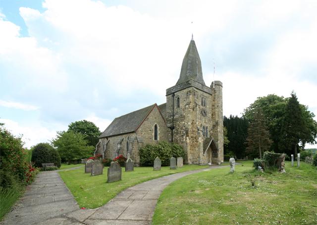 Ewhurst Green, Church of St James the Great
