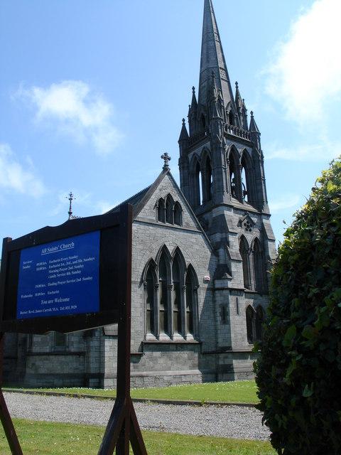 All Saints' Church, Raheny