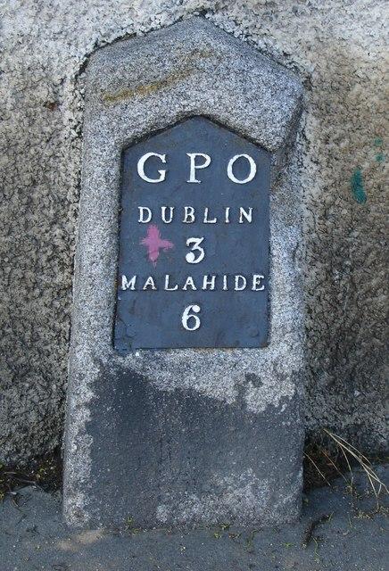 Dublin Milestone