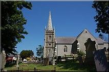 J5252 : The parish church, Killyleagh by Albert Bridge