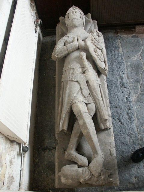 Interior of St Andrew, Halton Holegate