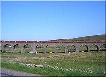 SD7992 : Coal train by John Illingworth