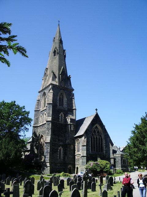 The Parish Church of St Mary's, Ambleside