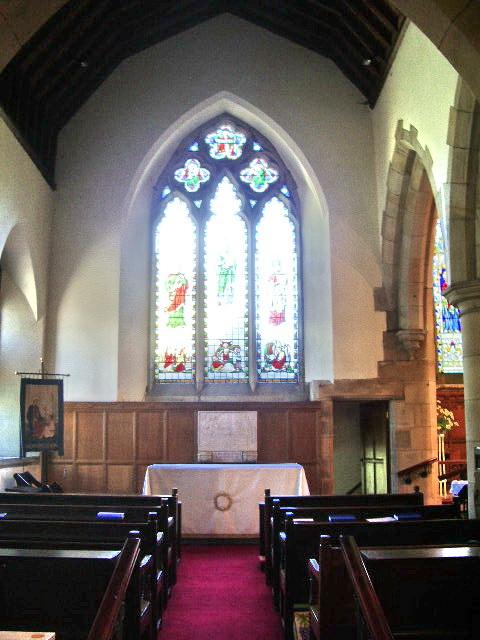 Wordsworth Chapel, The Parish Church of St Mary's, Ambleside