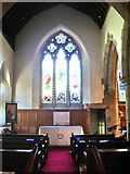 NY3704 : Wordsworth Chapel, The Parish Church of St Mary's, Ambleside by Alexander P Kapp