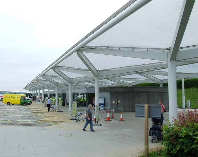 Stansted Airport Coach Station