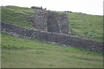 NY5675 : Old Lime Kiln by Peter McDermott