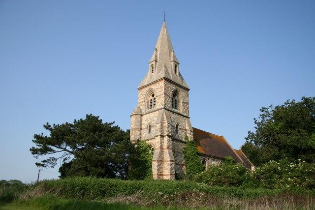 St.Peter's church, Aisthorpe