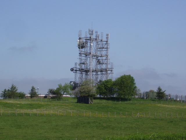 Wharrels Hill Communications Mast