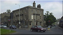 """SD8122 : """"The Queen's Arms"""" (Pub) Rawtenstall by Robert Wade"""