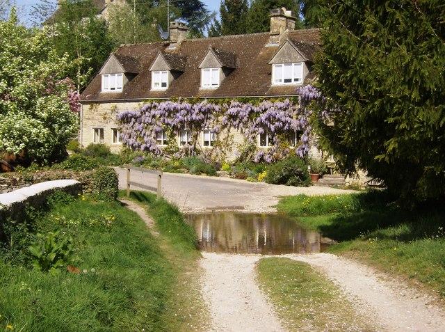 Duntisbourne Rouse ford
