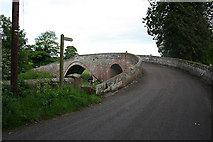 NU0329 : Fowberry Bridge by Dave Dunford