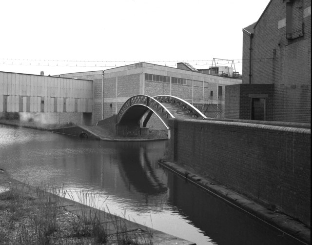 Bordesley Junction, Grand Union Canal