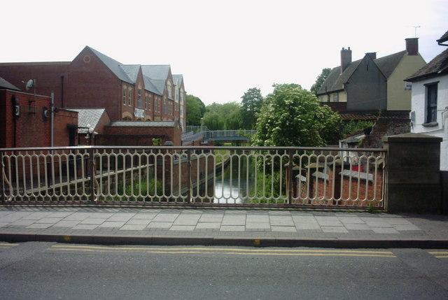 The Bridge over the River Sow
