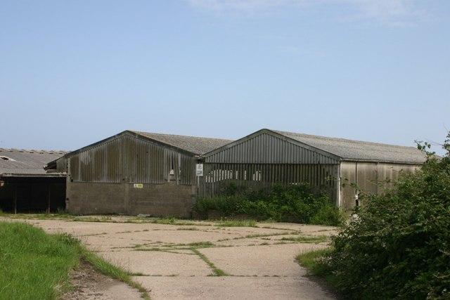 Barns, Place Farm