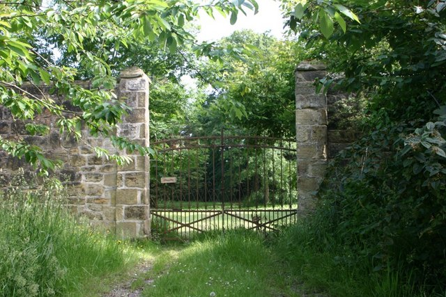 Gate to Fairlight Place