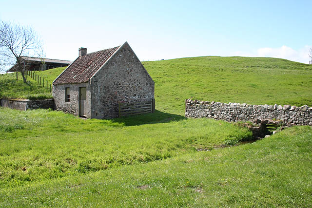 Farm building at South Middleton