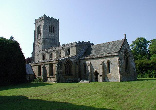 St. Martin's Church, Burton Agnes