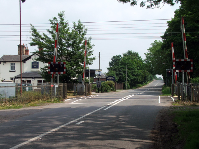 Level Crossing, Carlton-on-Trent