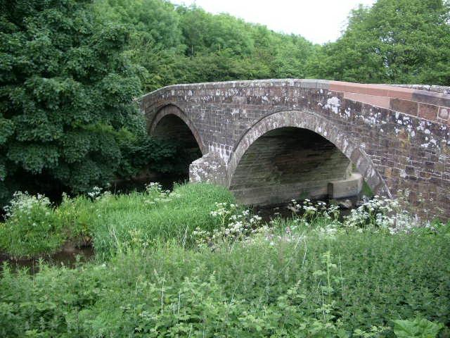 Ellenhall Bridge