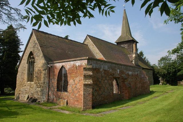 Mamble Church