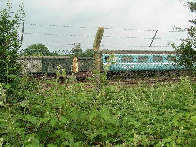 Military railway system