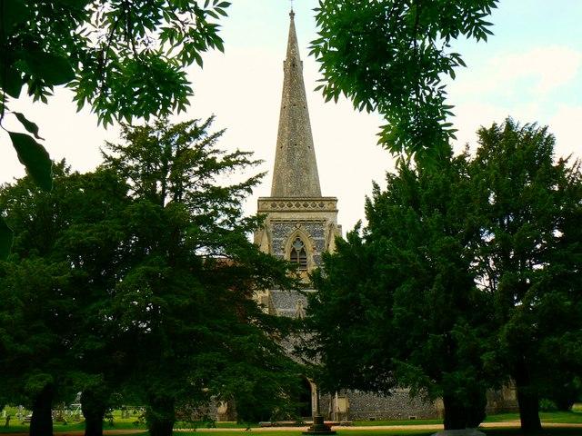 St Katharine's Church, The Warren, Savernake