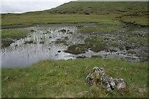 NN4338 : Lochan Achlarich by Mick Garratt