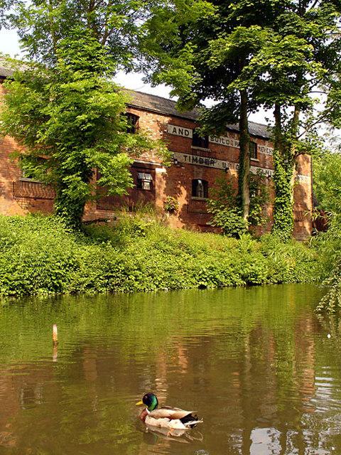 Upper Pond at Egypt Mill