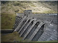NN6039 : Allt Na Lairige Dam by Ross Mathieson