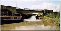 ST8559 : Parsons Bridge - No 167 - K&A Canal near Trowbridge 2004 by Maurice Pullin