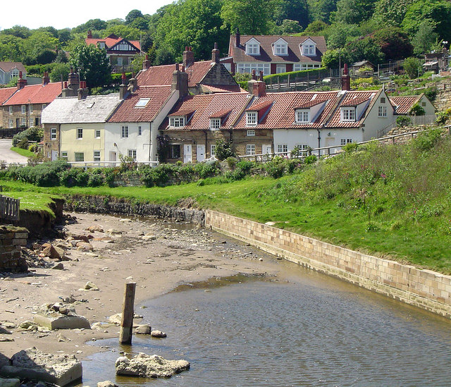 Cottages at Sandsend