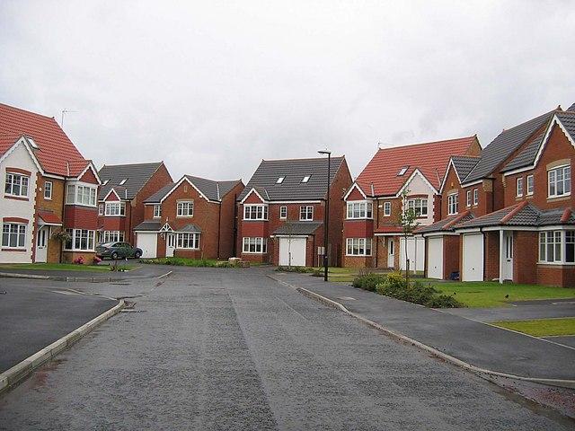 Mulberry Park Housing Estate