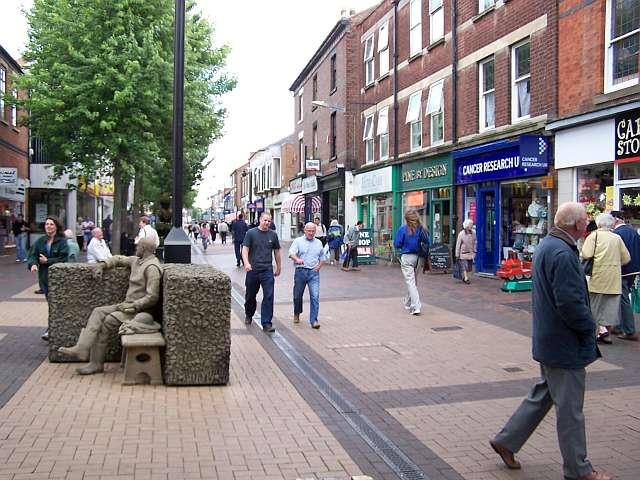 High Street Beeston