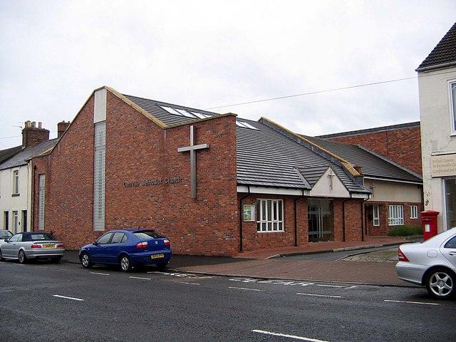 Carrville Methodist Church