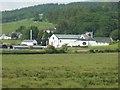 NS5282 : Glengoyne Distillery [nearer] from the S/W by Derek Ferris