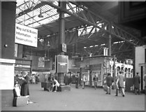 SJ8499 : Victoria Station, Manchester by Dr Neil Clifton