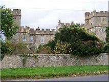 SE2684 : Snape Castle by Joe Regan