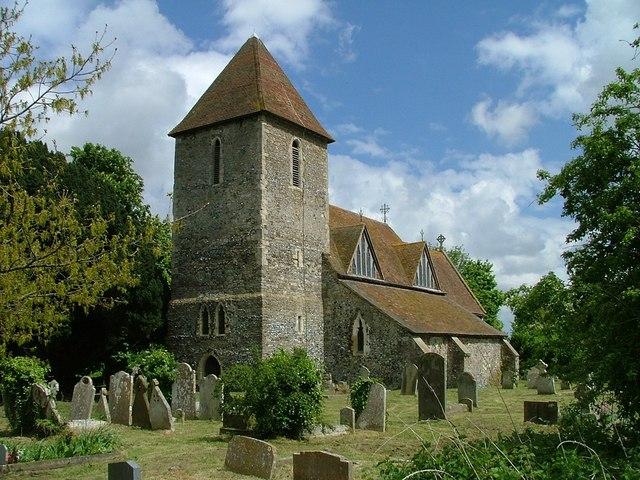 St. Mildred's Church, Preston, Kent