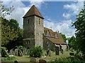 TR2460 : St. Mildred's Church, Preston, Kent by Paul Hensman
