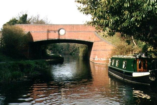 Coate Bridge - No.136 - K&A Canal Devizes - 2003