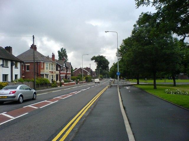 Liverpool Road, Irlam