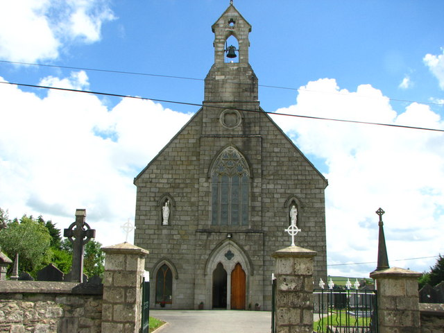 Saint Colemans Church, Ballydaggan