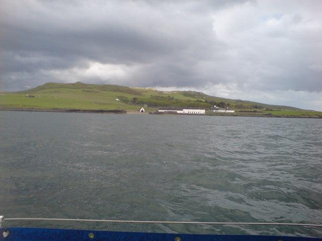 Lambay Harbour